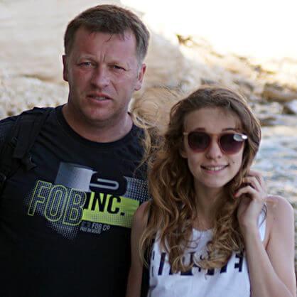 Radek i Ania